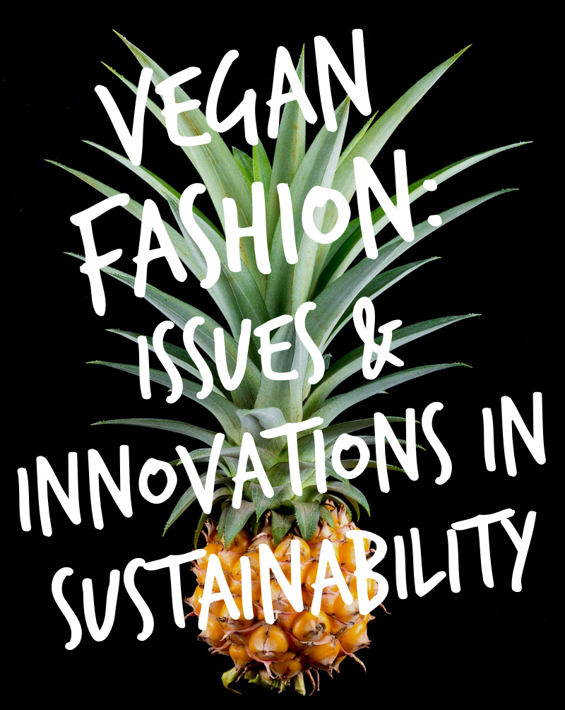 Vegan Fashion Isn't Just for Vegans | thenotepasser.com