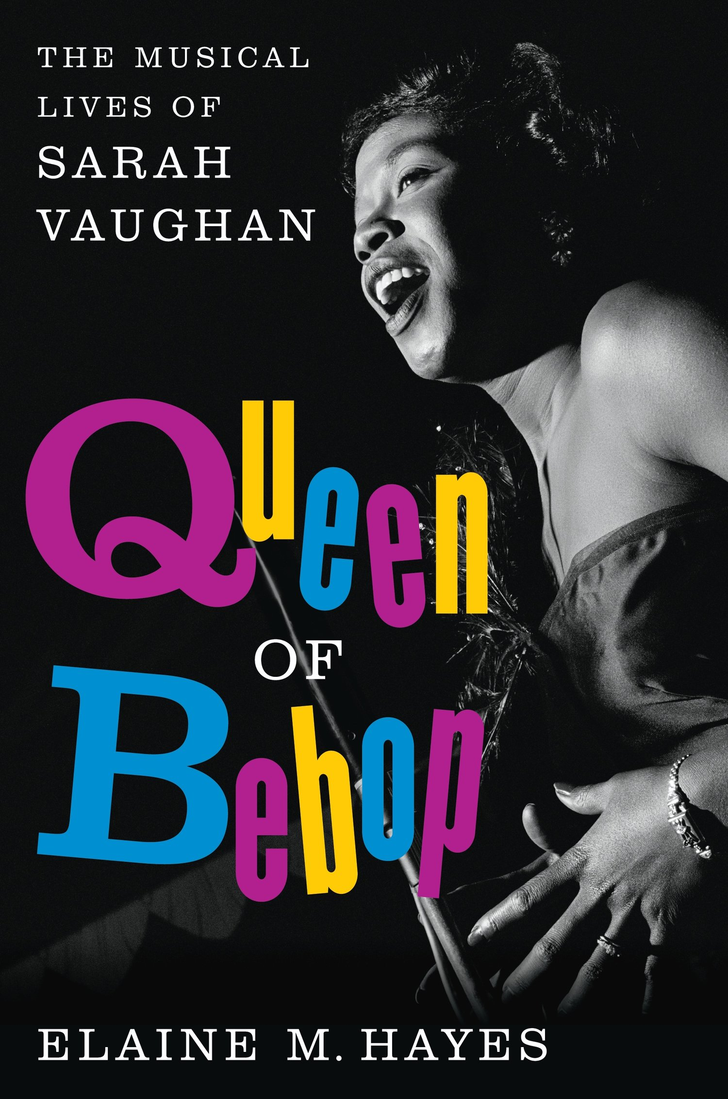 Queen of Bebop — Elaine M  Hayes