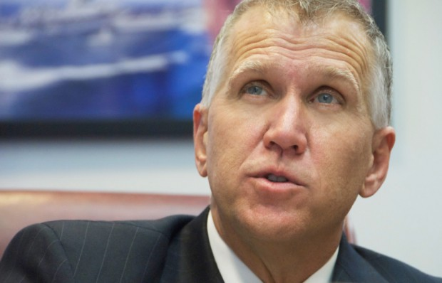 Republican North Carolina Speaker of the House Thom Tillis