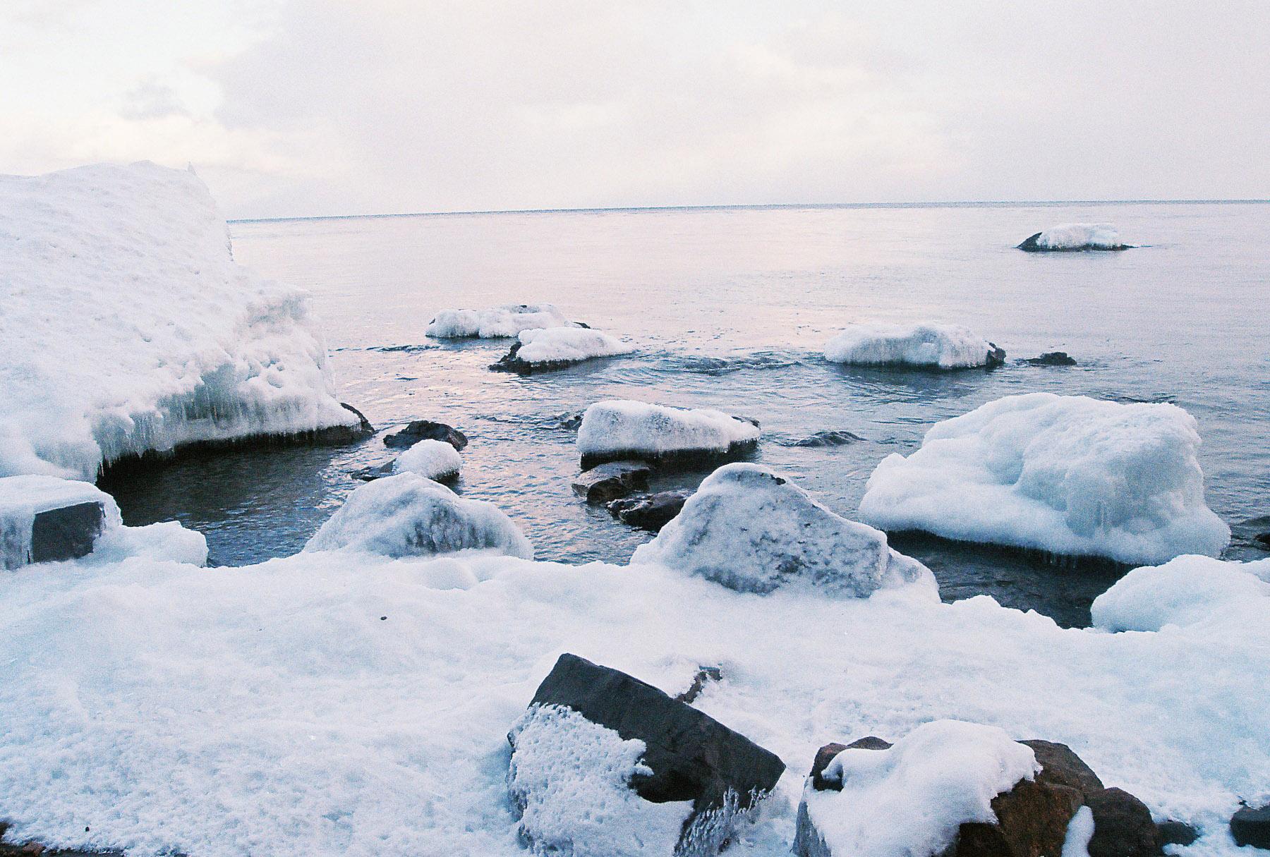 Lutsen, Minnesota. 35mm film, 2013.
