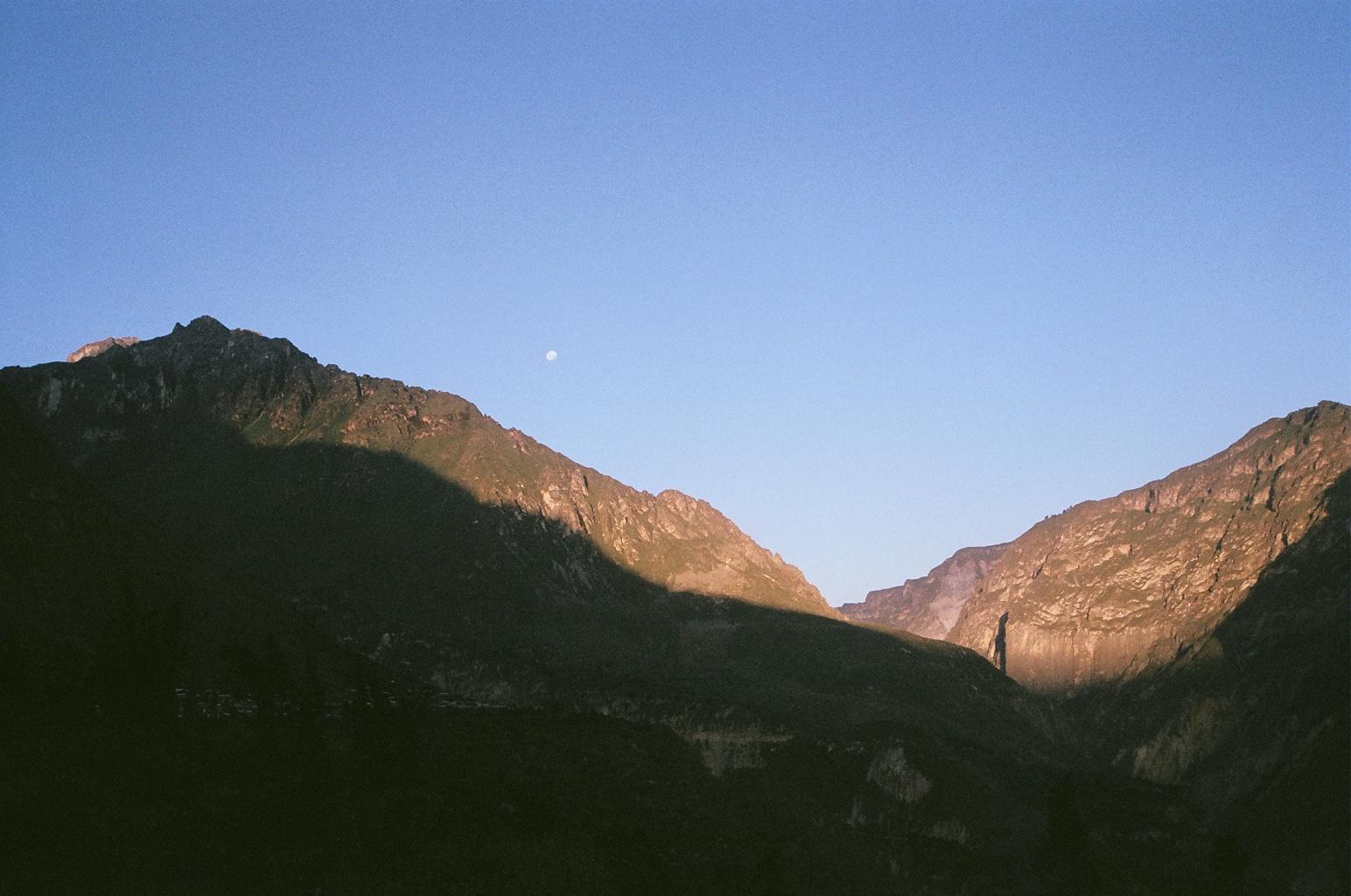 Chivay, Peru. 35mm film, 2014.