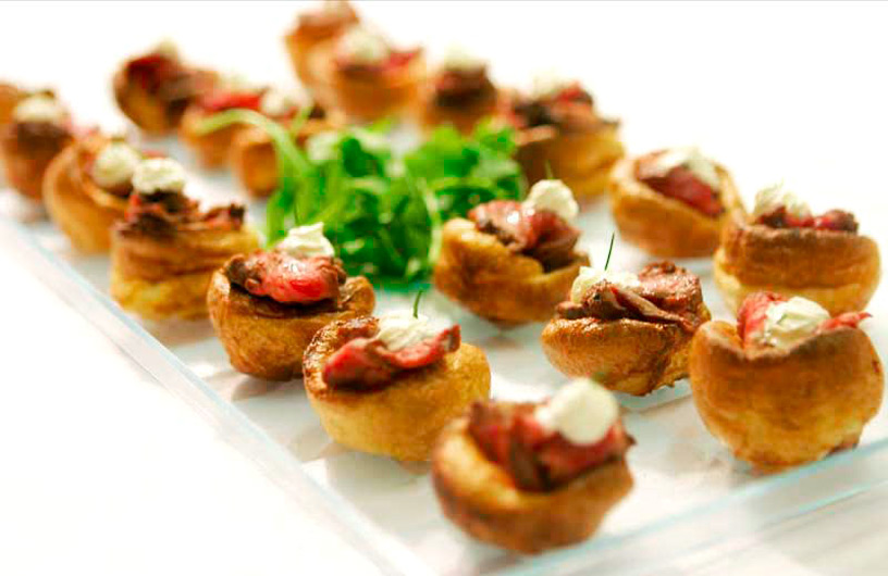 Canapés - Alistair Hugo Catering and Events