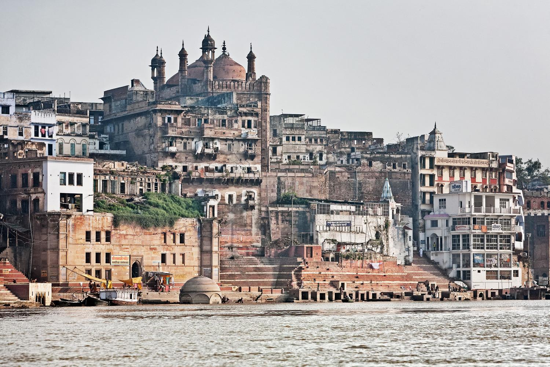 Mosque, Varanasi, India