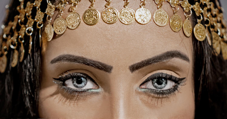 Qatari Eyes