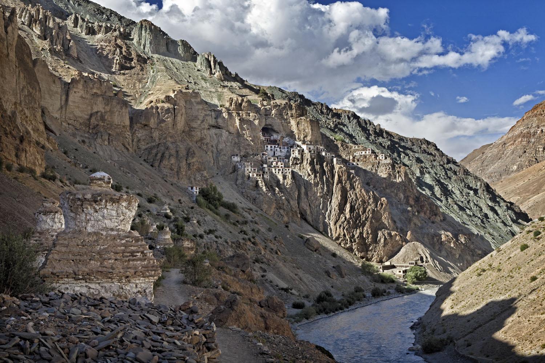 Phuktal Gompa, Zanskar, Ladakh, India