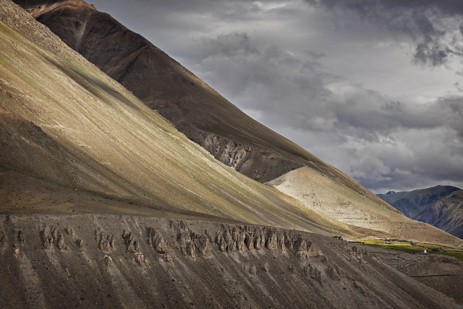 Near Purney, Zanskar, Ladakh, India