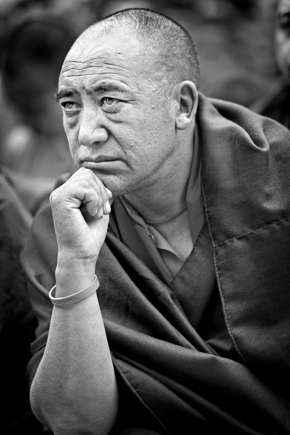 Monk, Hemis Gompa, Ladakh, India