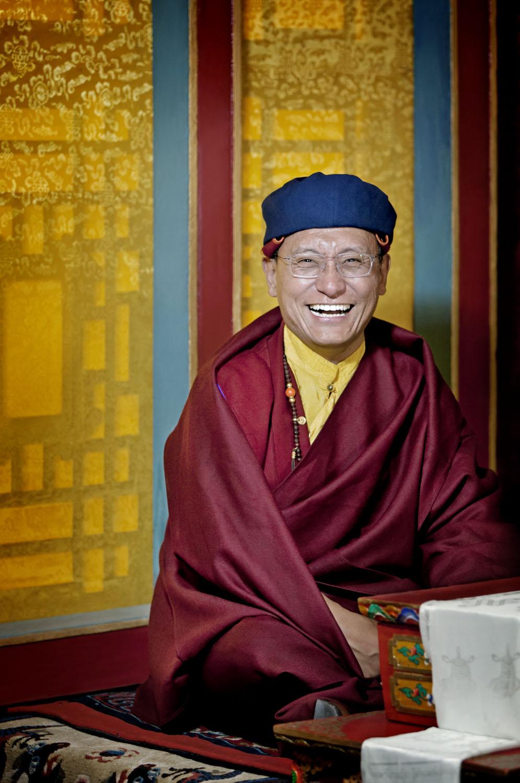 His Holiness the Gyalwang Drukpa, Hemis Monastery