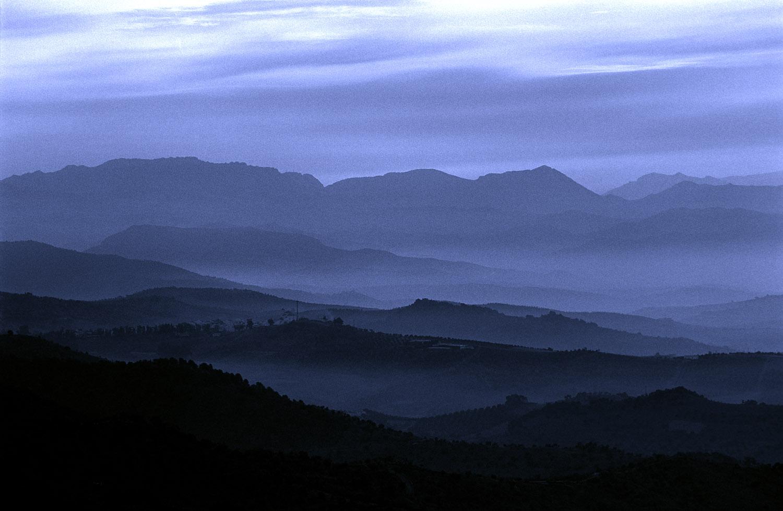 Dawn, Andalucia, Spain
