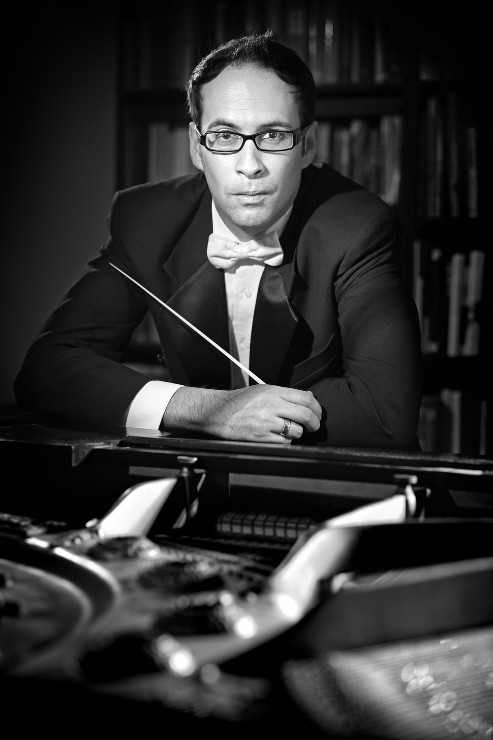 Tobias Foskett, Conductor, Berlin, Germany
