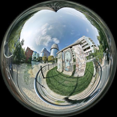 Spreebogen - Berlin