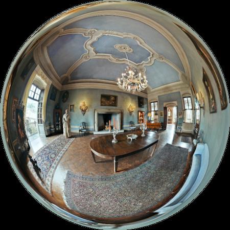 Salon Blue - Palazzo Monti