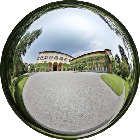 Palazzo Monti - Italy
