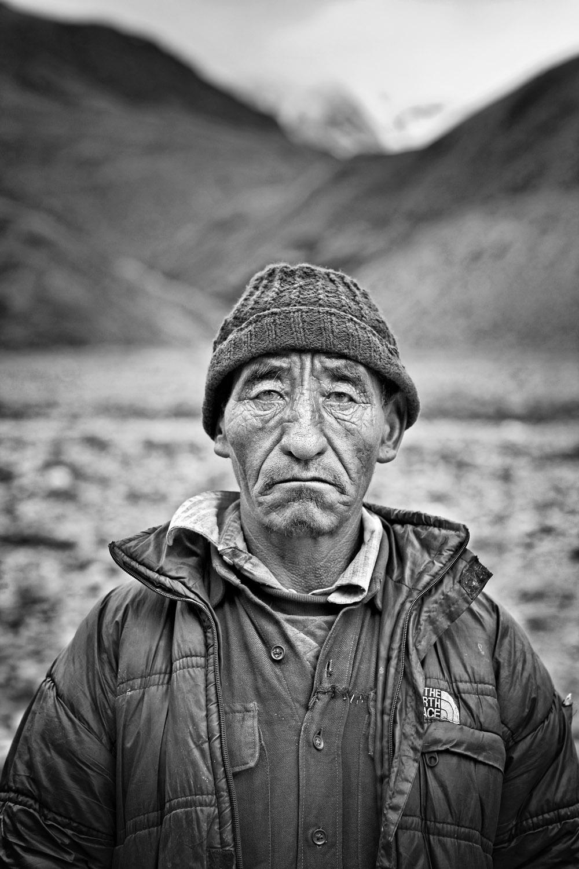 Horseman, Ladakh, India
