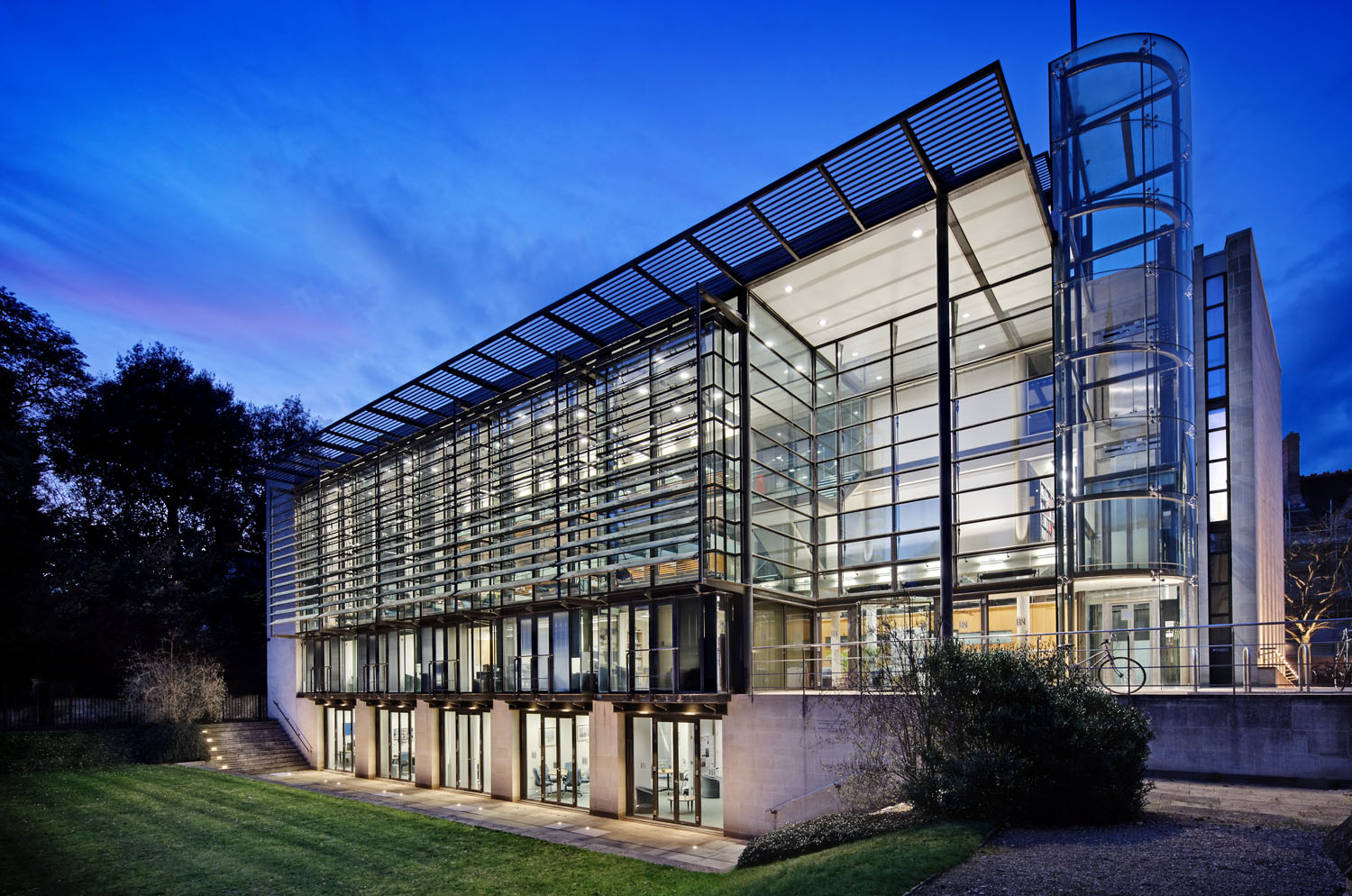 Rothermere American Institute, Oxford, UK