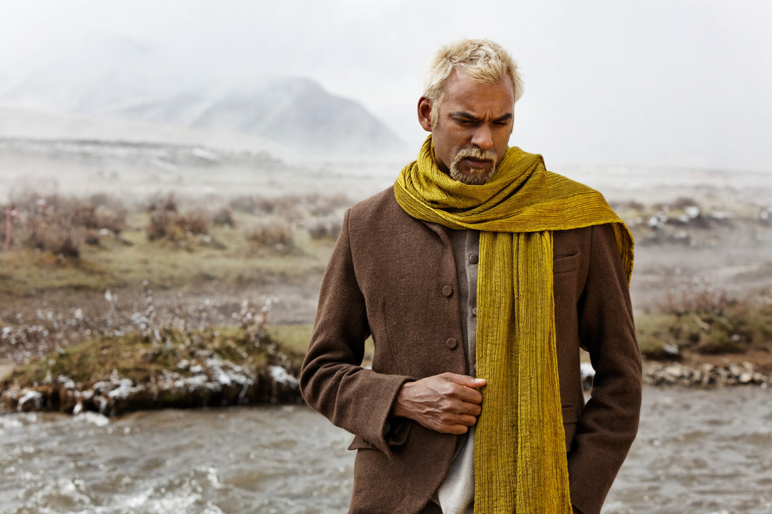 Satya Oblette, for Norlha Textiles in Amdo on the Tibetan Plateau