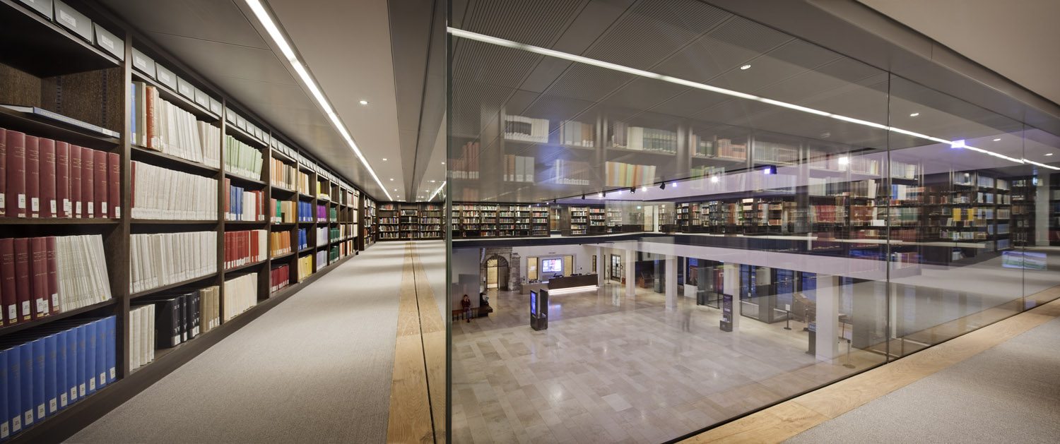 Weston Library, Bodleian Libraries, University of Oxford, Oxford, UK