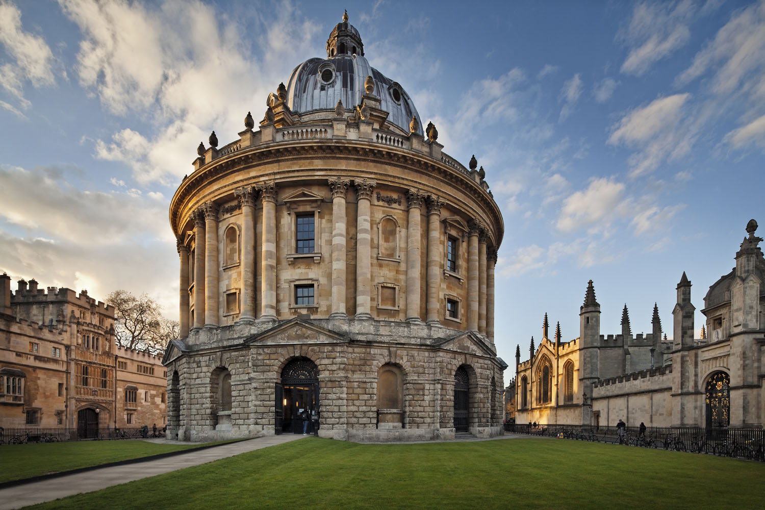 Radcliffe Camera, Bodleian Libraries, University of Oxford, UK