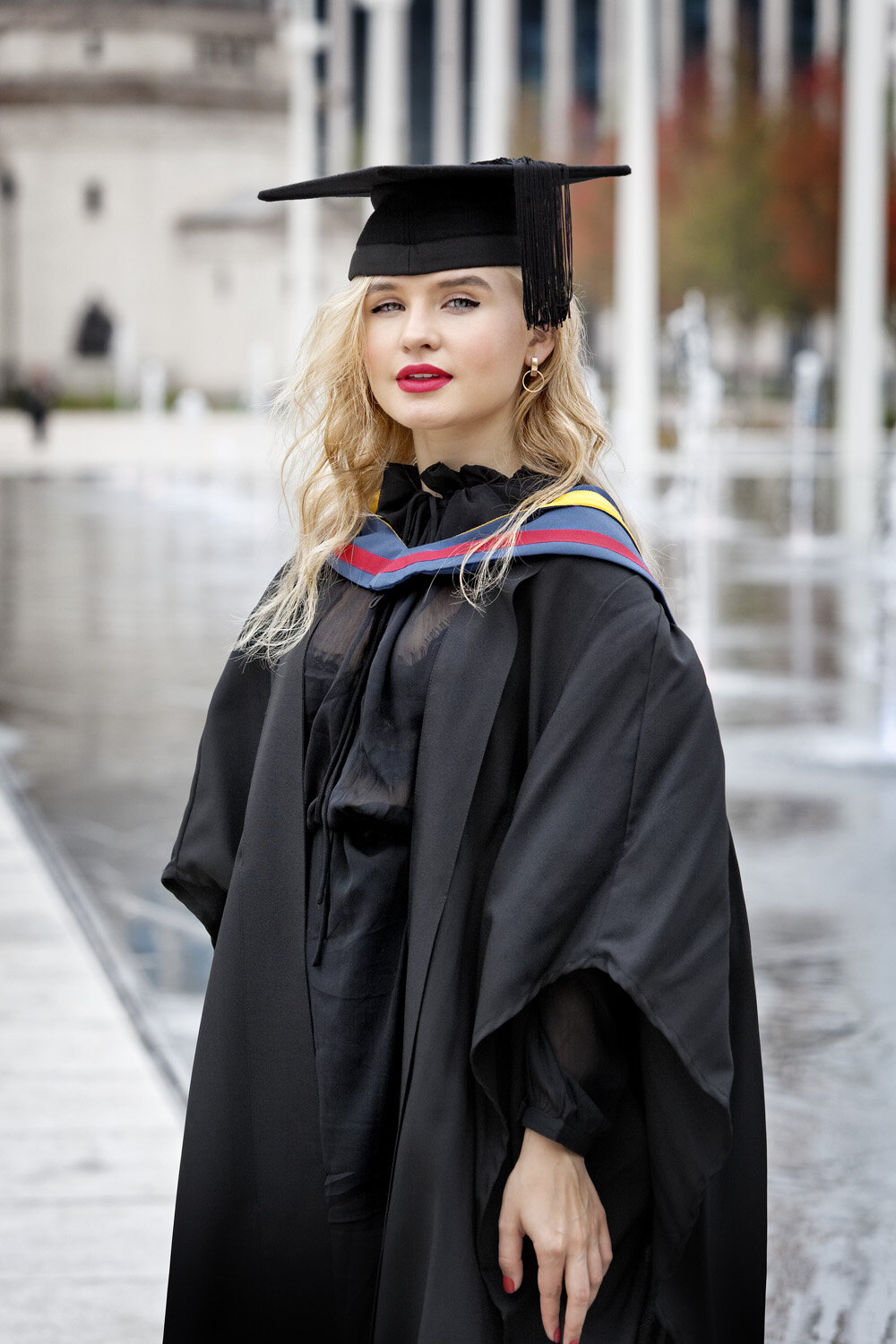 Graduation Portrait - Birmingham, UK