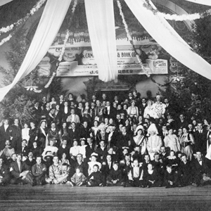 Masquerade Ball 1911 Opera House
