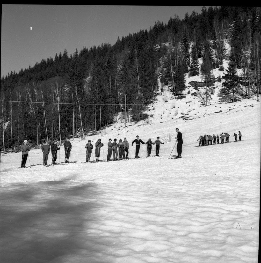 First Year at Ski School [DN-74]