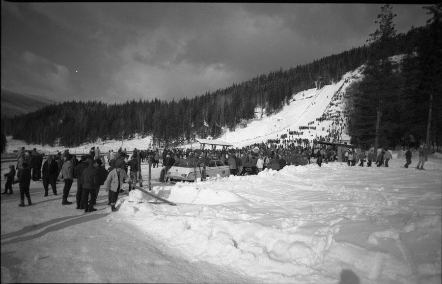 Ski Jumping Tournament 1965 [DN-177]