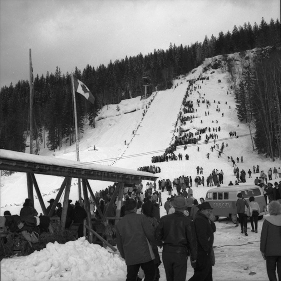 Ski Jumping Tournament [DN-178]