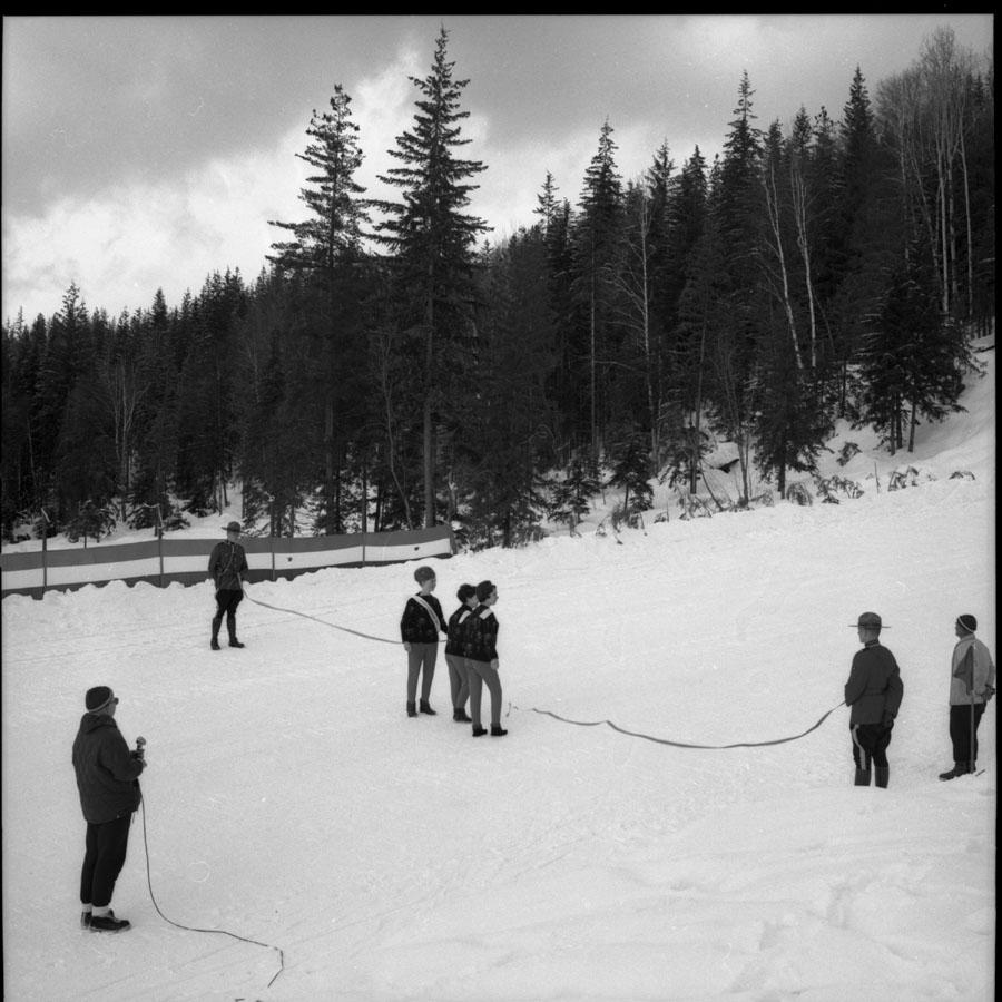 Ski Jumping Tournament [DN-180]