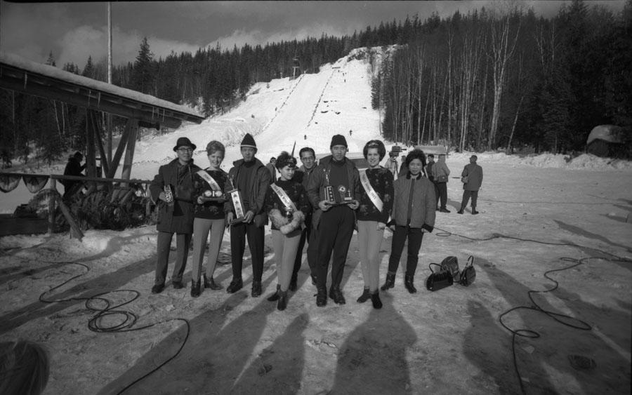 Ski Jumping Tournament [DN-186]