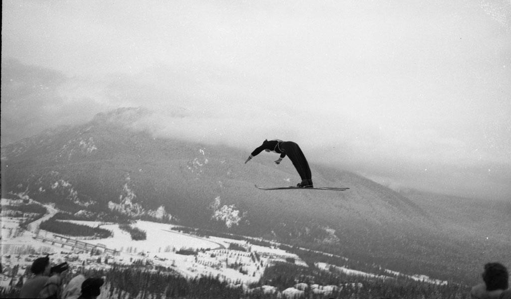 """Ski Jumper """"Tournament of Champions"""" [DN-346]"""