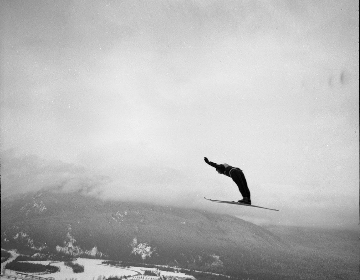"""Ski Jumper """"Tournament of Champions"""" [DN-347]"""
