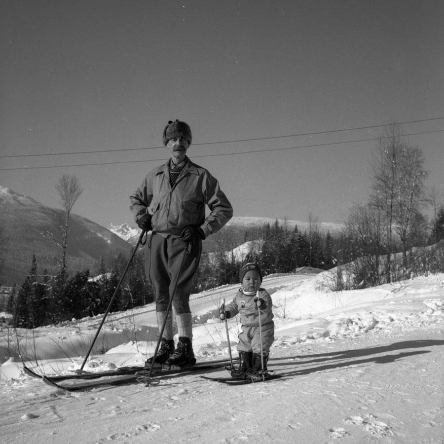 Edmund D. Wood and Okumura Child [DN-863]