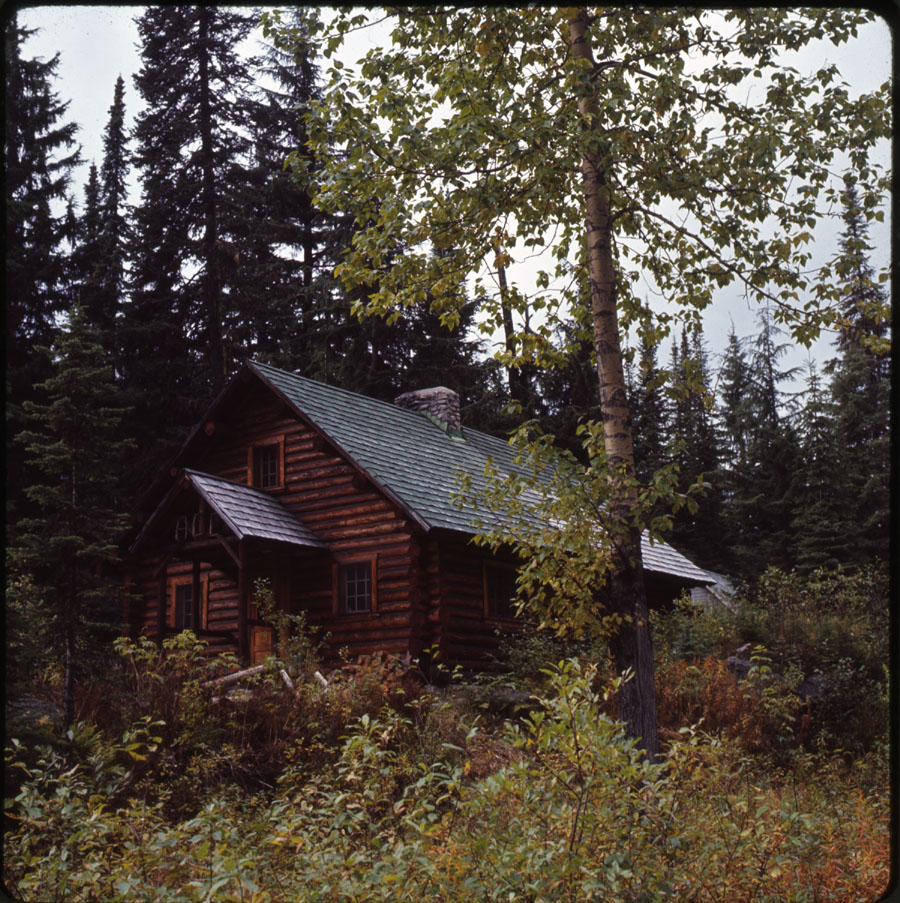A.O. Wheeler Hut [DC2-9]
