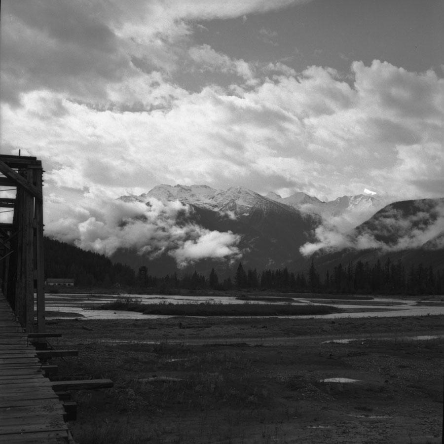 Bridge at Boat Encampment [DN-191]