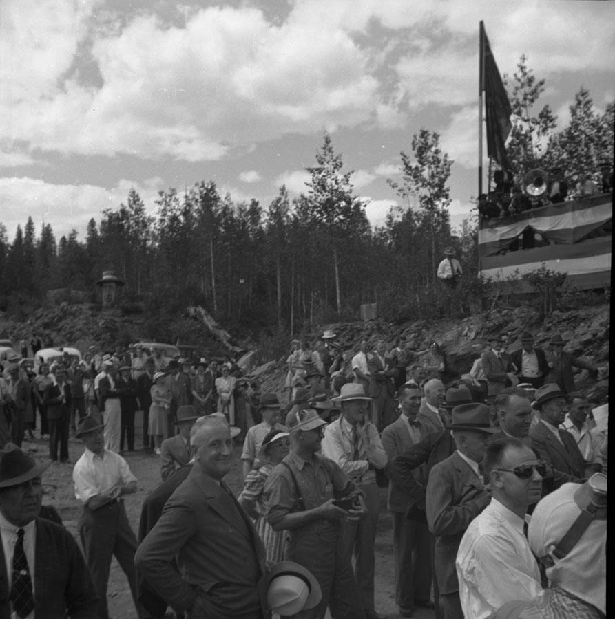 Opening of Big Bend Highway [DN-344]