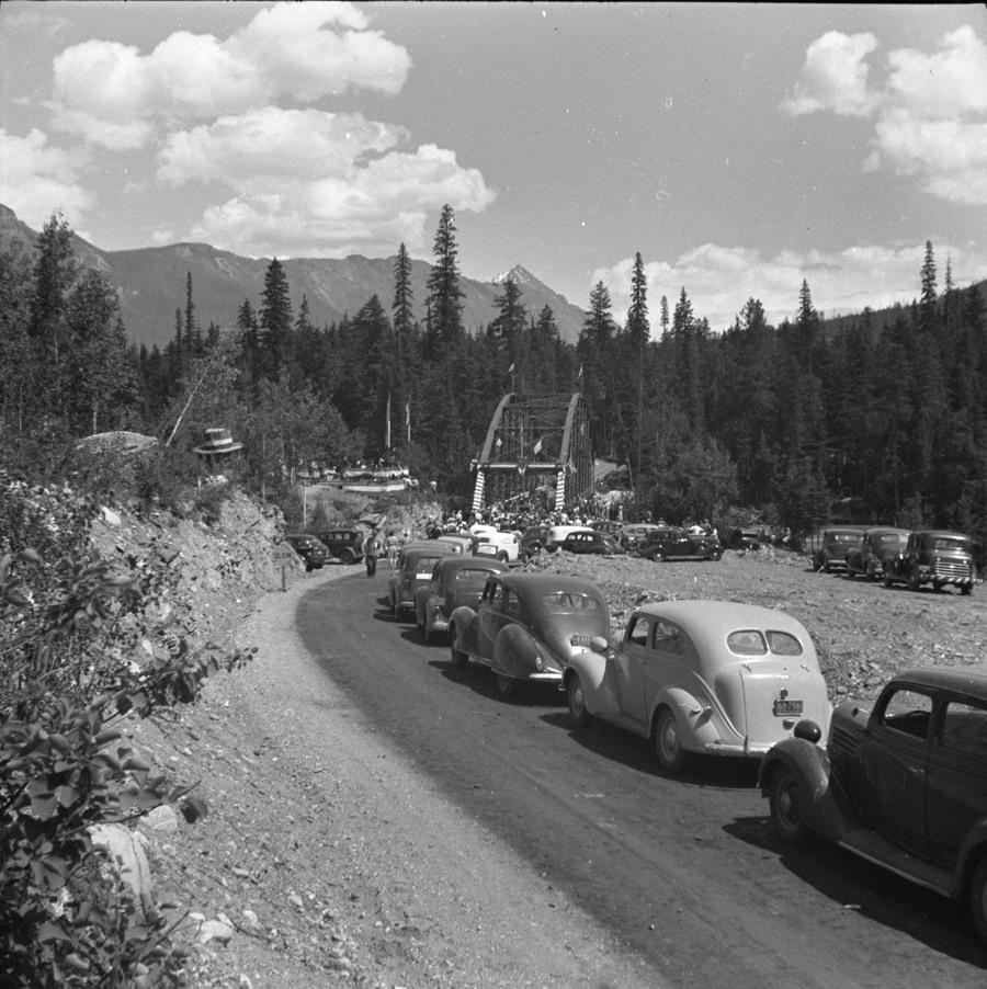 Opening Big Bend Highway [DN-345]