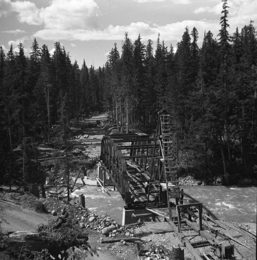 Bridge at Bigmouth Creek [DN-471]