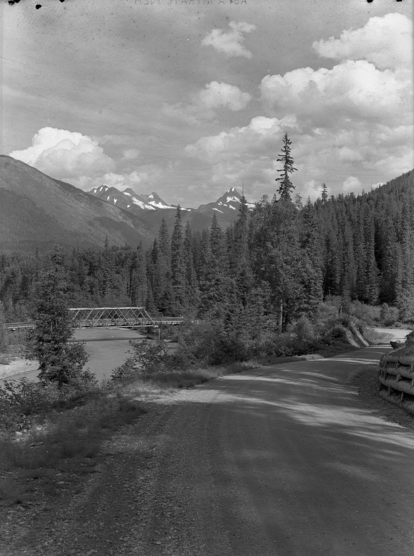 Bridge at Downie Creek [DN-487]