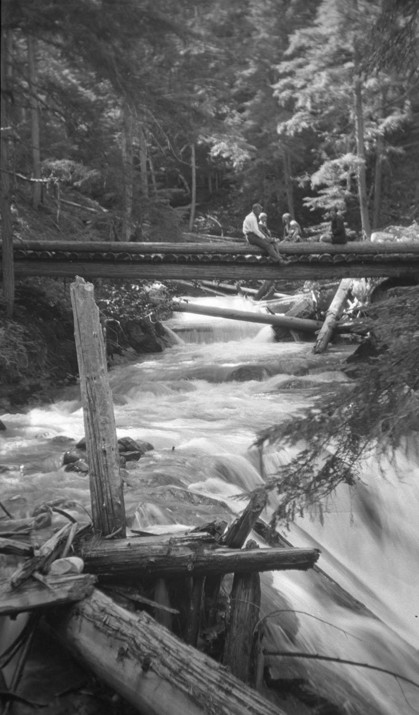 Bridge at Canyon Creek [DN-636]