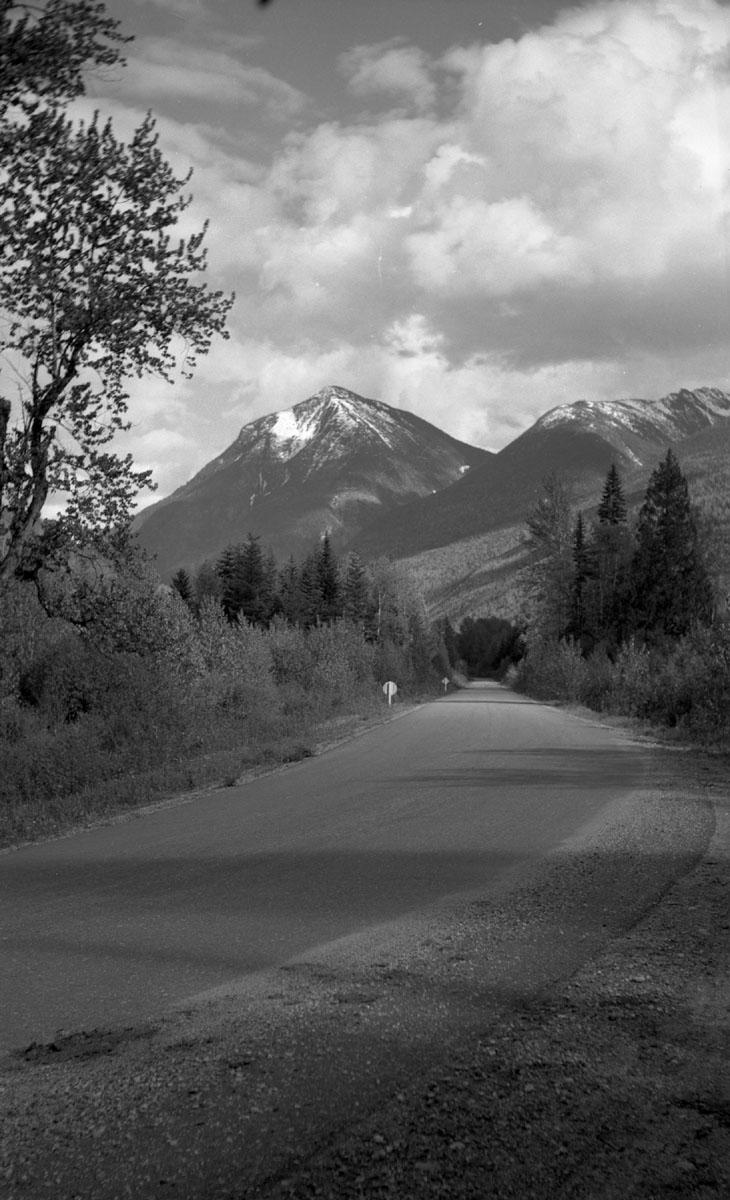 Big Bend Highway, 1951 [DN-951]