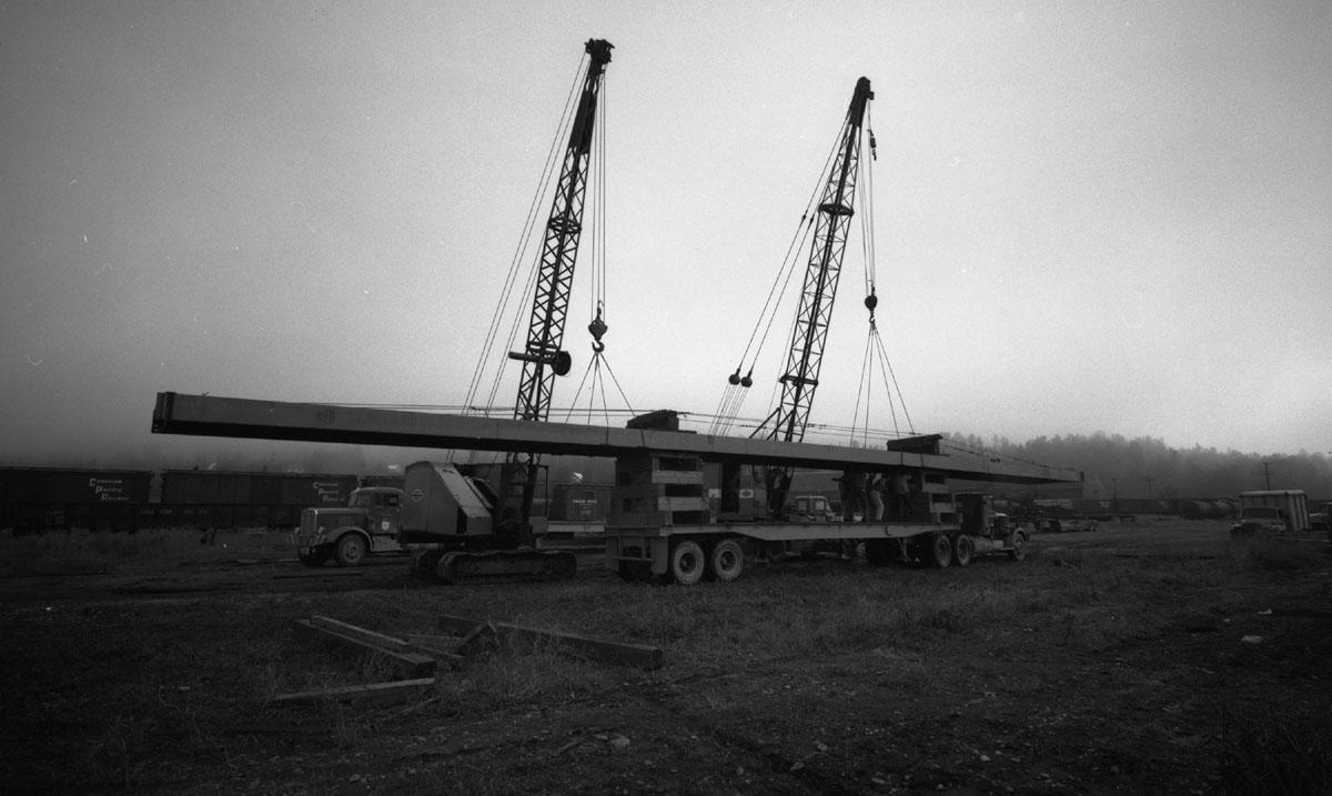 Metal Span for Big Bend Bridge [DN-953]