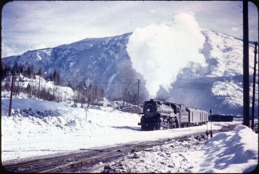CPR Steam Locomotive [DC1-67]