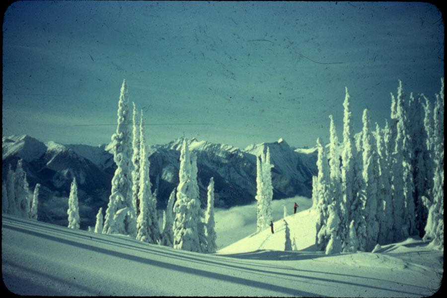 Skiing Mt. Revelstoke Summit [DC1-55]