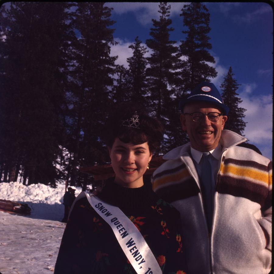 Wendy Carmichael Snow Queen [DC2-16]