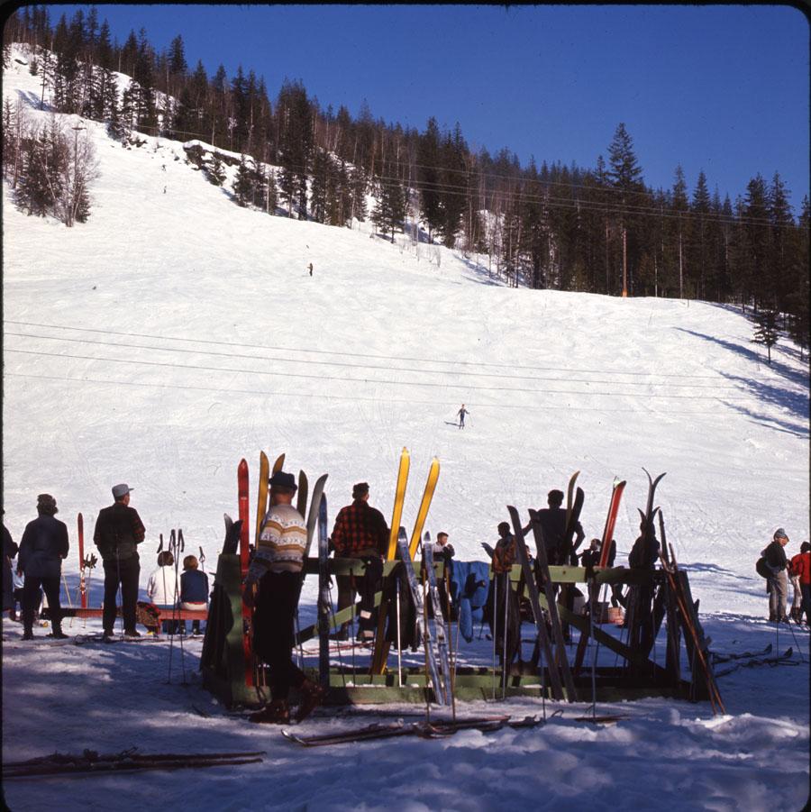 Slope on Mt. Mackenzie [DC2-34]