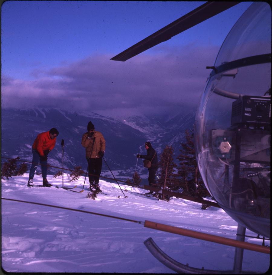 Heli-Skiing on Mt. Mcpherson [DC2-83]