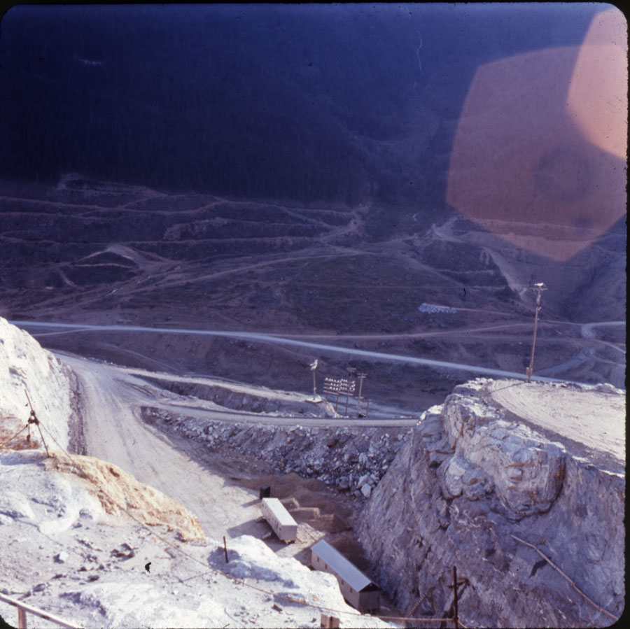 Mica Dam Construction, 1970 [DC1-82]