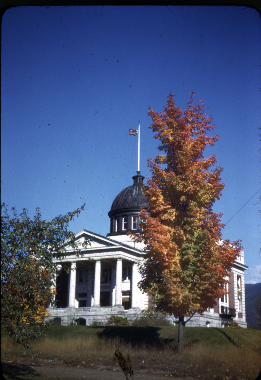 Revelstoke Courthouse, 1940s [DC1-2]