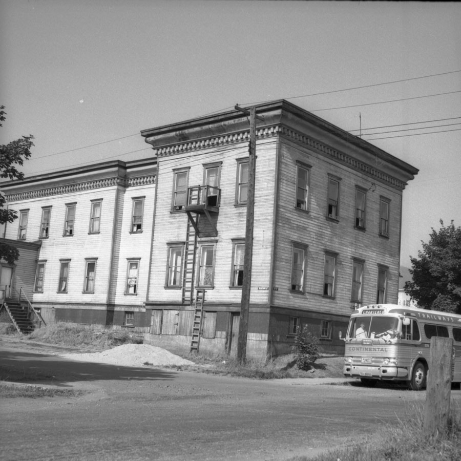 Civic Centre before Stucco [DN-511]