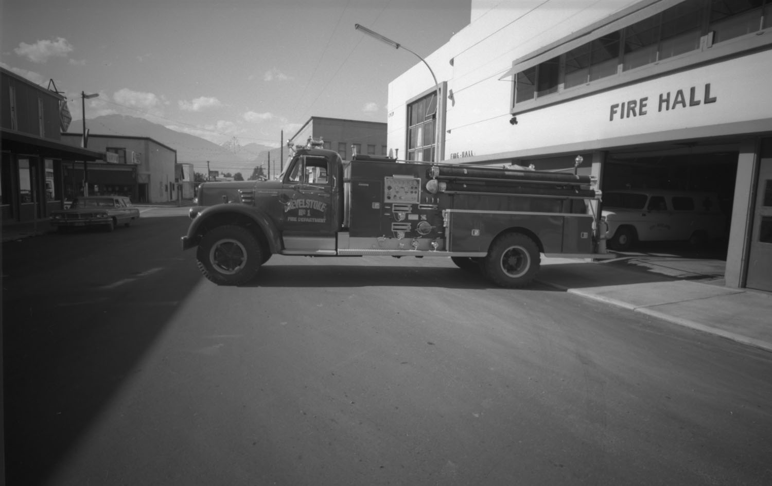 New Fire Engine [DN-601]